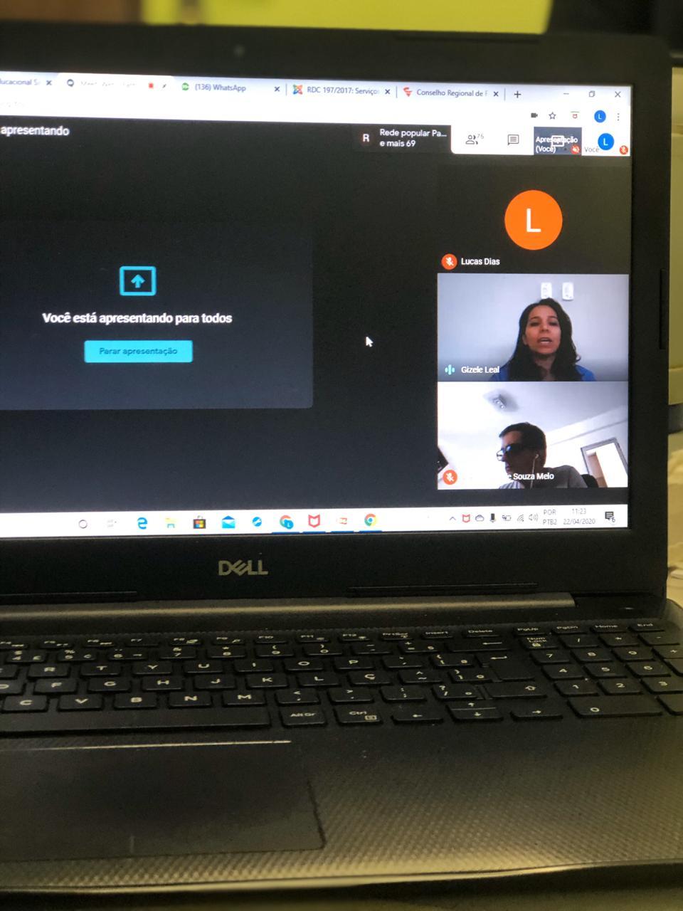 CRF/MG participa de webconferência em Montes Claros sobre legislações sanitárias em virtude da Covid-19